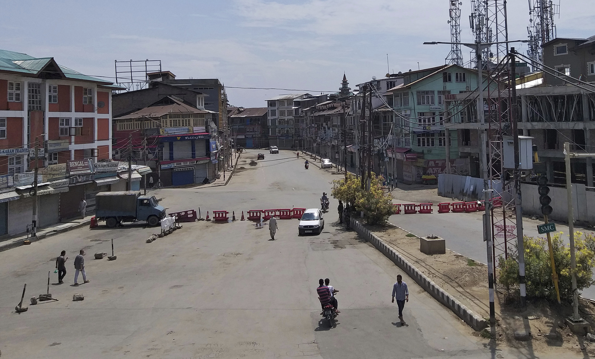 Kashmir's streets silent as people's despair and rage grow