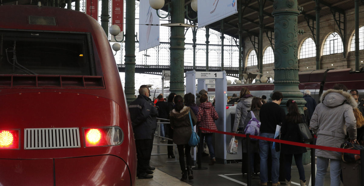 Trial in France for extremist foiled by 3 Americans on train