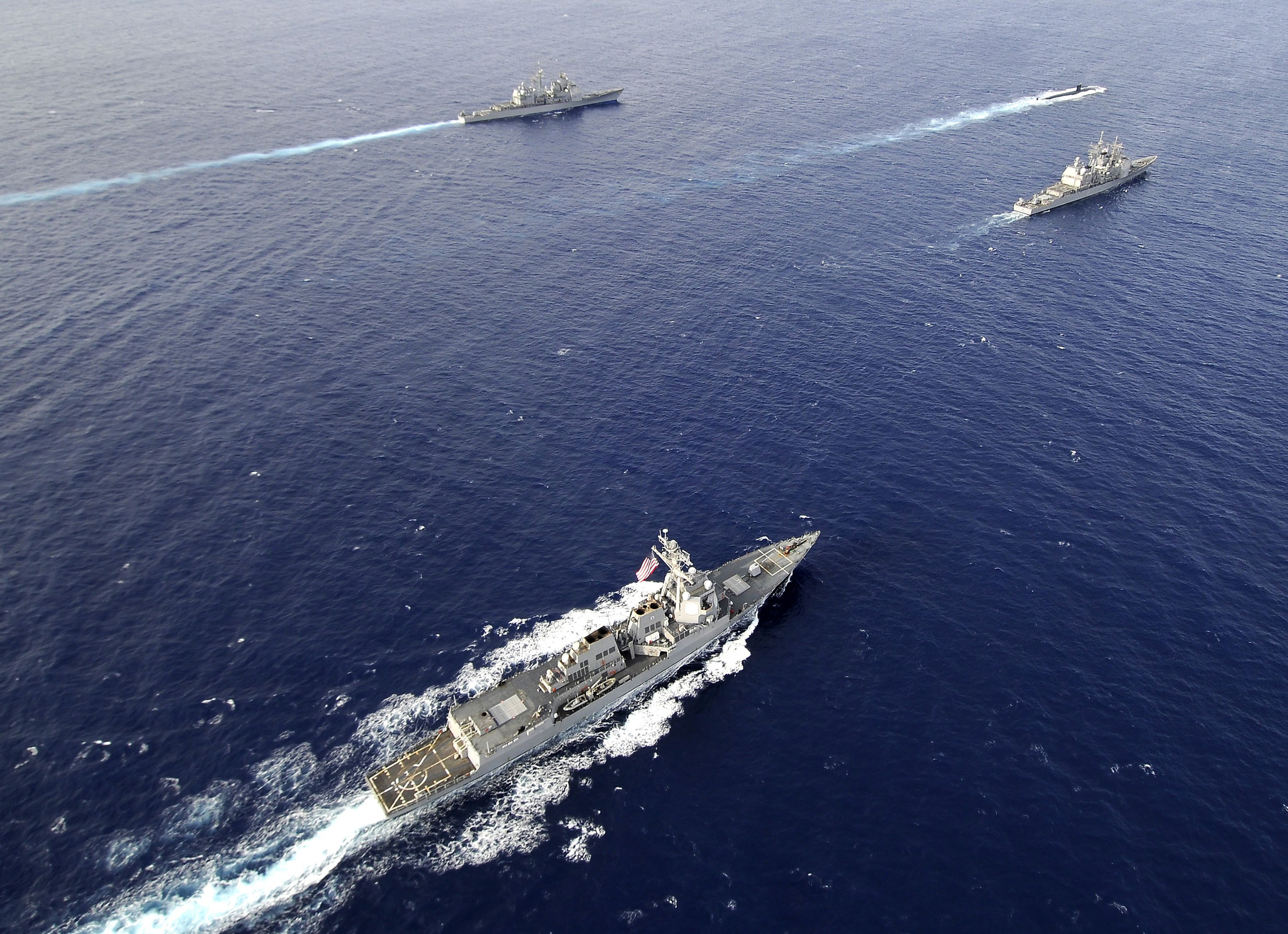 355 Ships? Acting Navy Secretary Readies To Defend Tight Budget