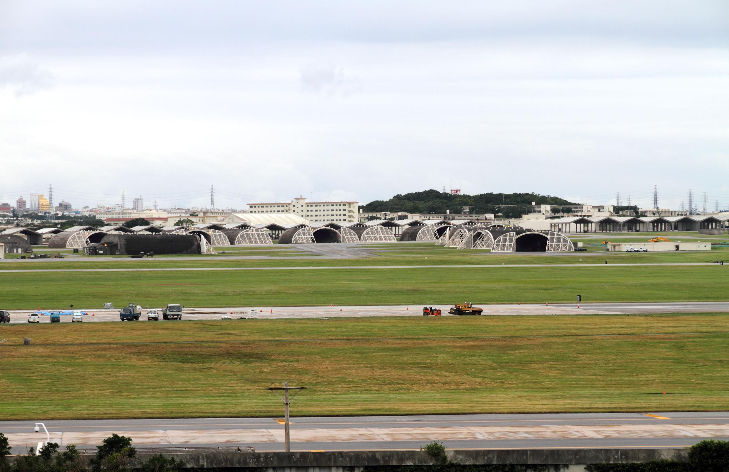 US military bases in Japan adapt to life under coronavirus threat