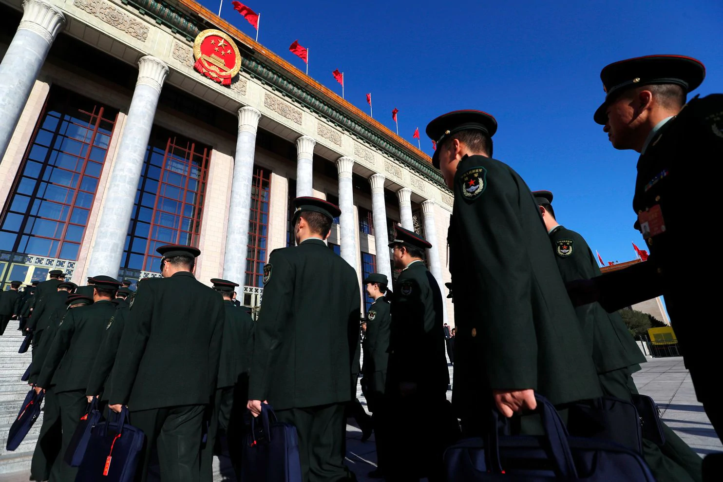 Is China's cyberespionage a military game-changer?