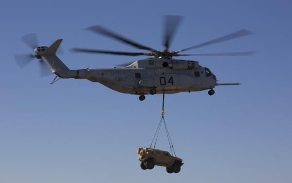 Most Powerful U.S. Helicopter Ever, Marine CH-53K King Stallion, Heads For Production