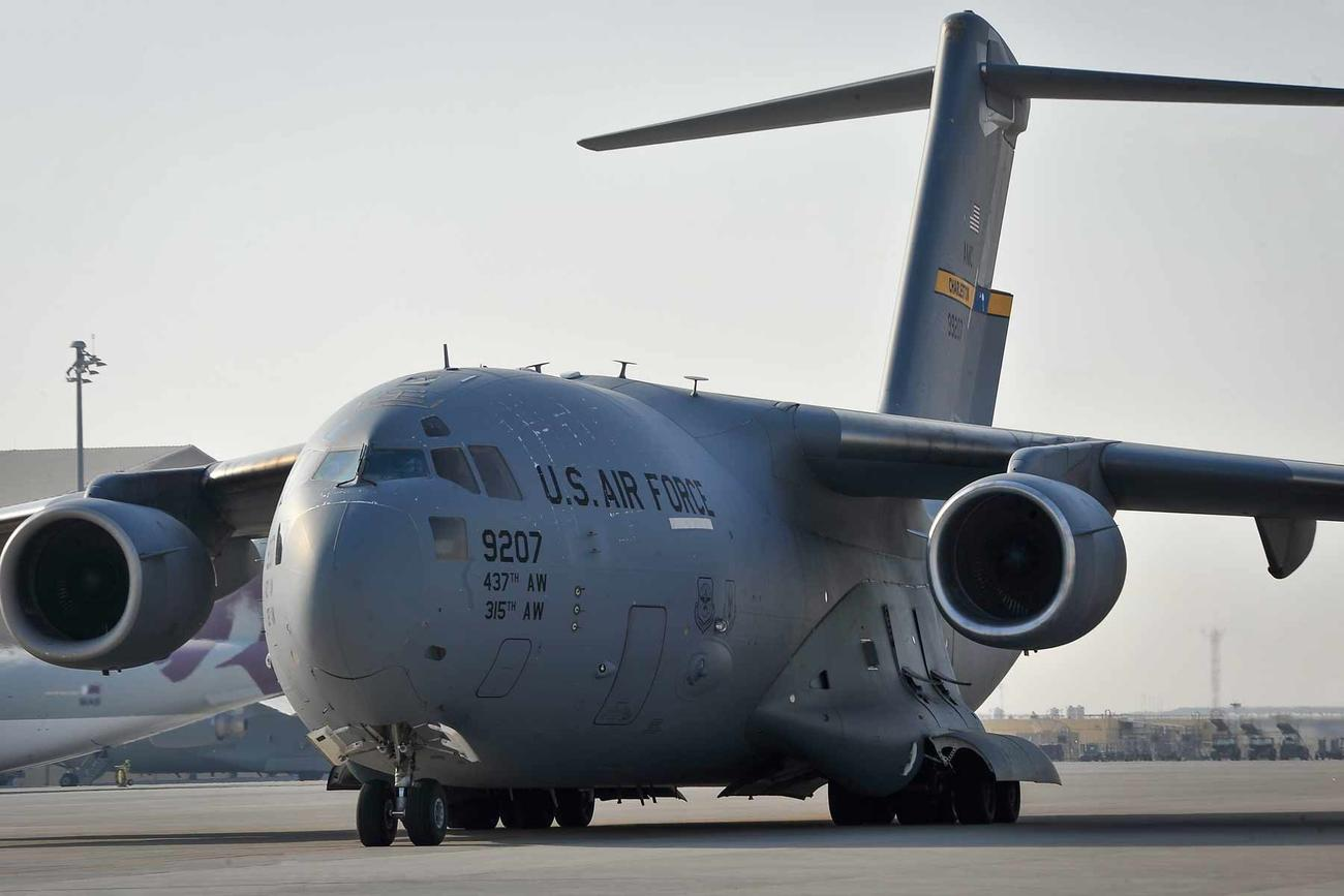Air Force Cargo Planes Could Get New Job in the Fight