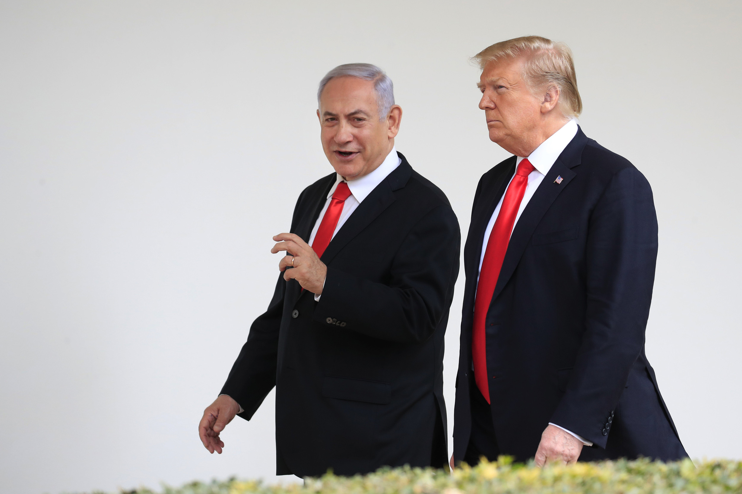As Trump Abandons Kurds, Israel Worries How Dependable He Is