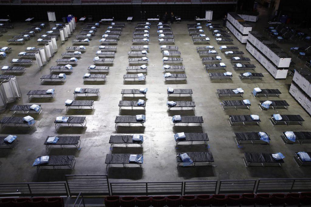 Pennsylvania Prison Inmates Quarantined In Cells Over Virus