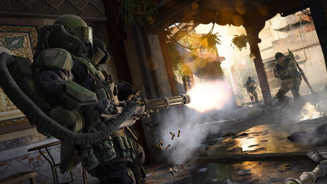 This 'Call Of Duty: Modern Warfare' Multiplayer Reveal Trailer is Seriously Fantastic