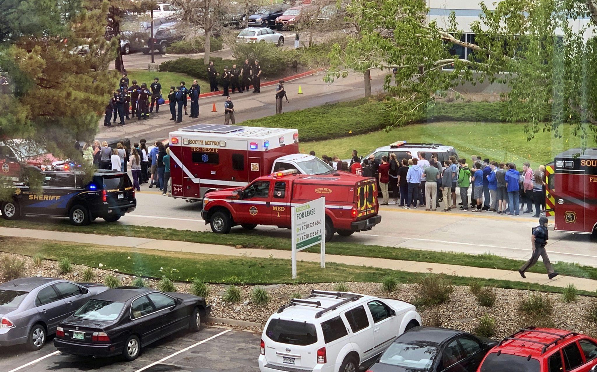 Hearing in Colorado school shooting put off until next week