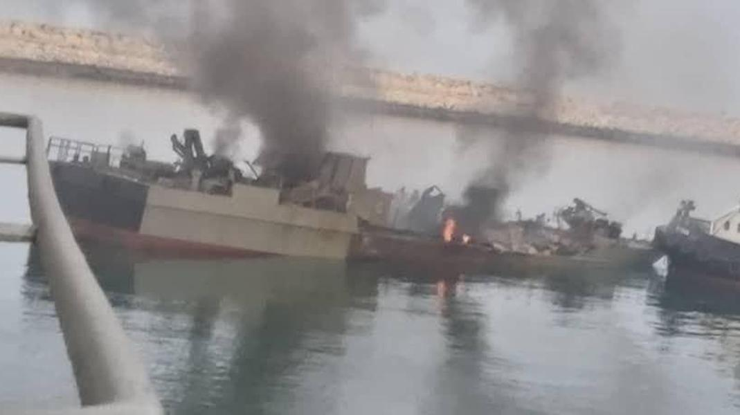 Iranian Navy Hits Own Warship With Missile In Fatal Accident