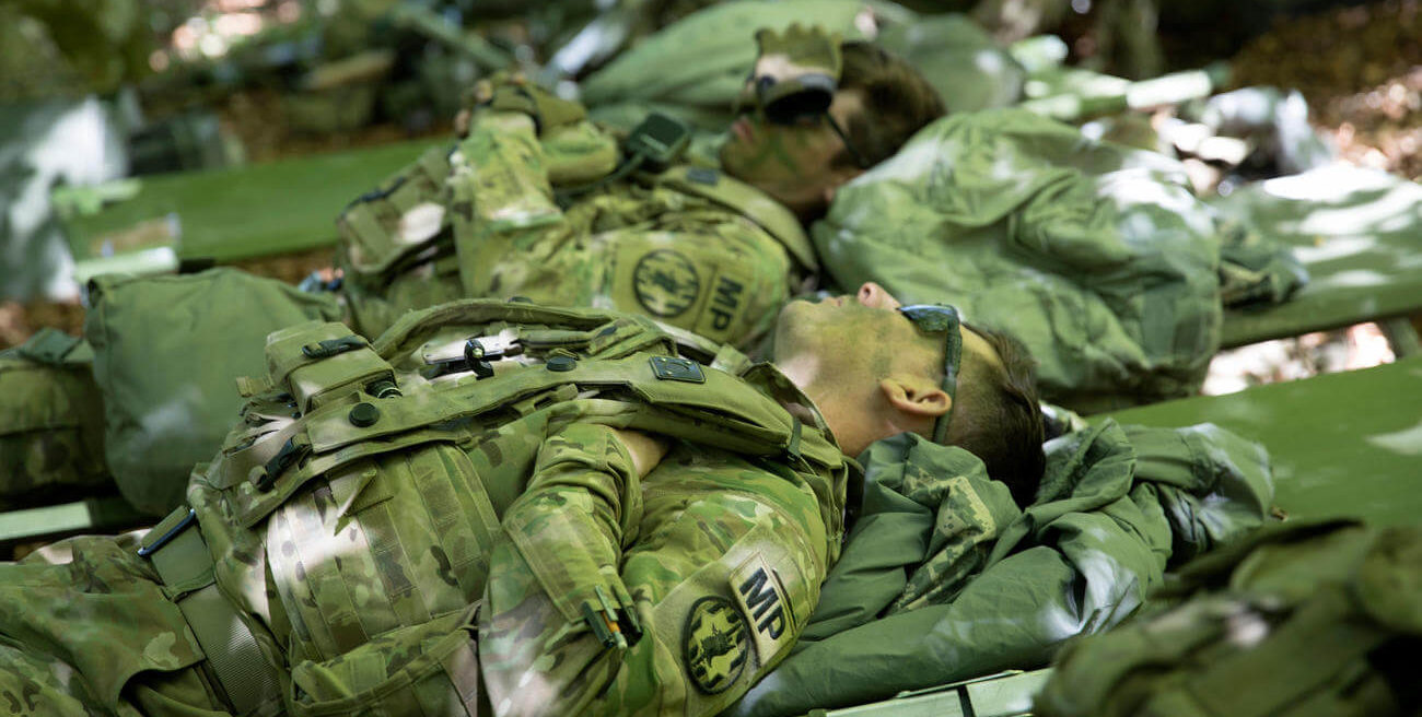 Veterans Have Higher Rates of Insomnia Than Non-Veterans