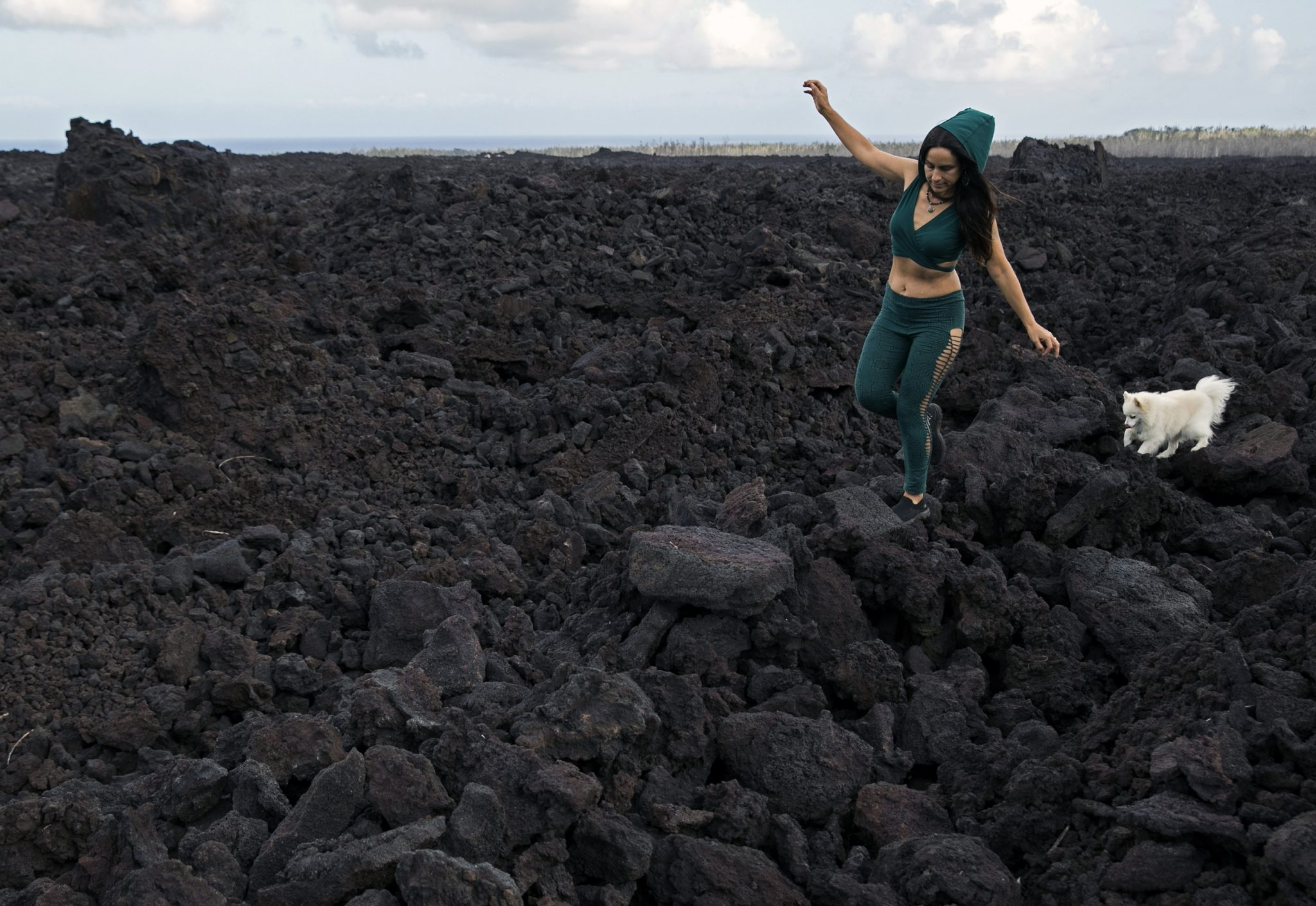 Hardships from Hawaii volcano stretch on 1 year later
