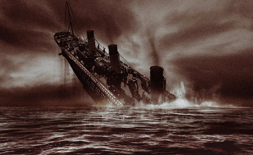 Geomagnetic Storm May Have Contributed To Sinking Of Titanic
