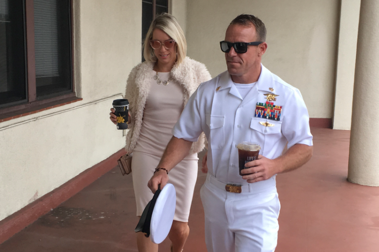 Defense To Question Investigator In Case Against Navy SEAL
