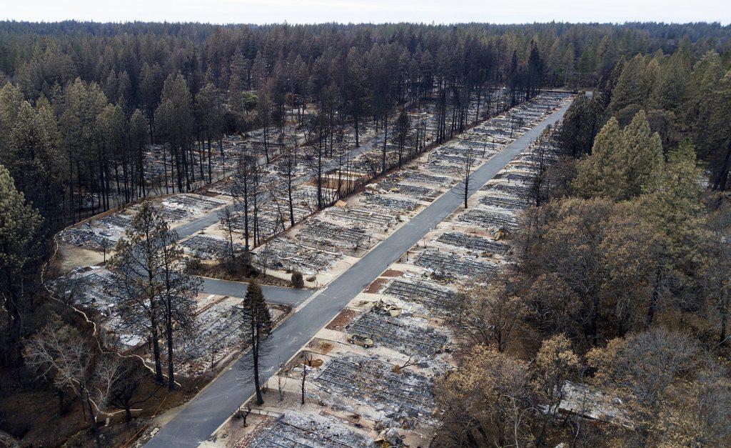 Families of California wildfire victims slam PG&E for crimes