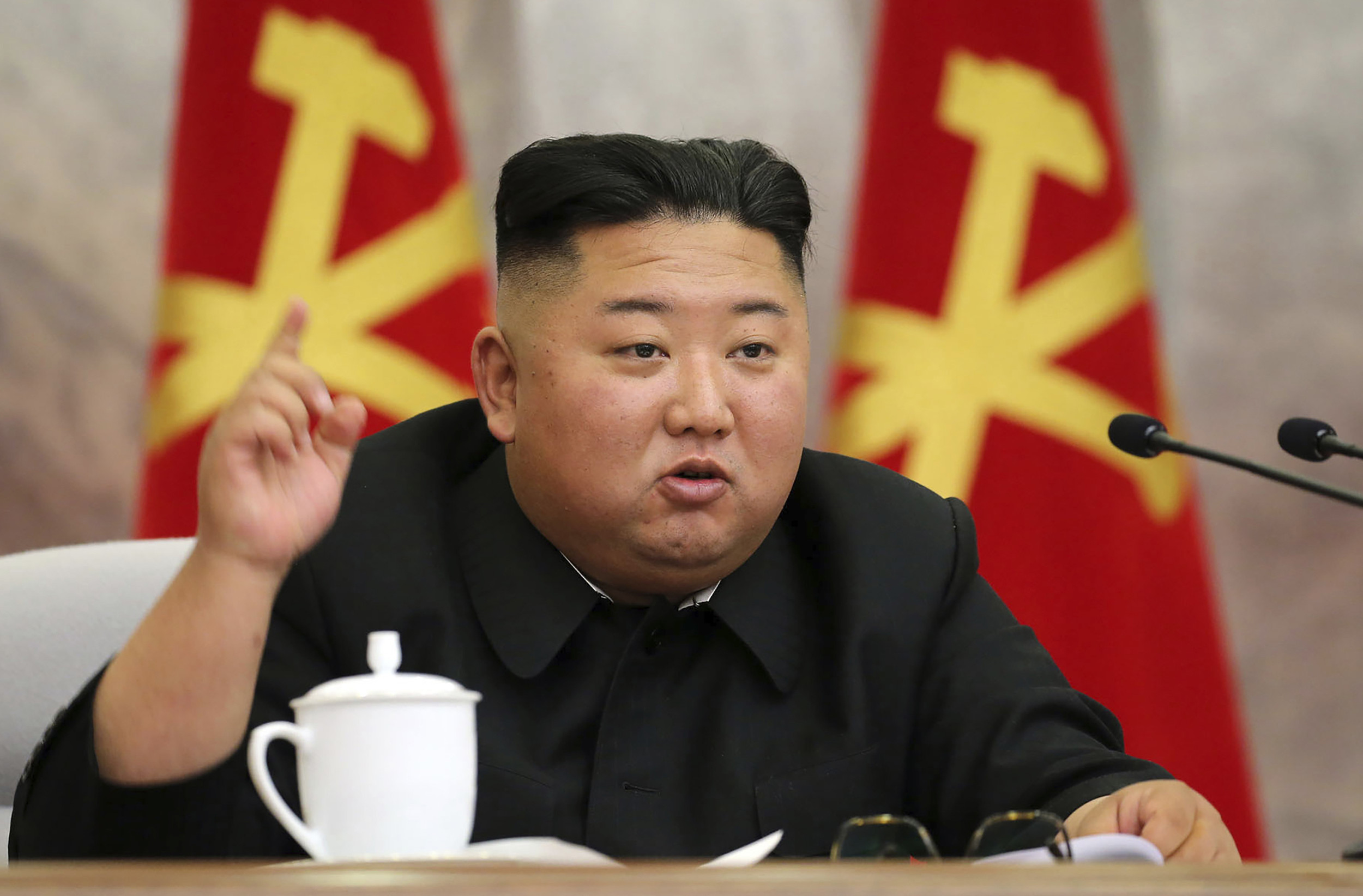 North: Kim suspended action against South for Korean impasse