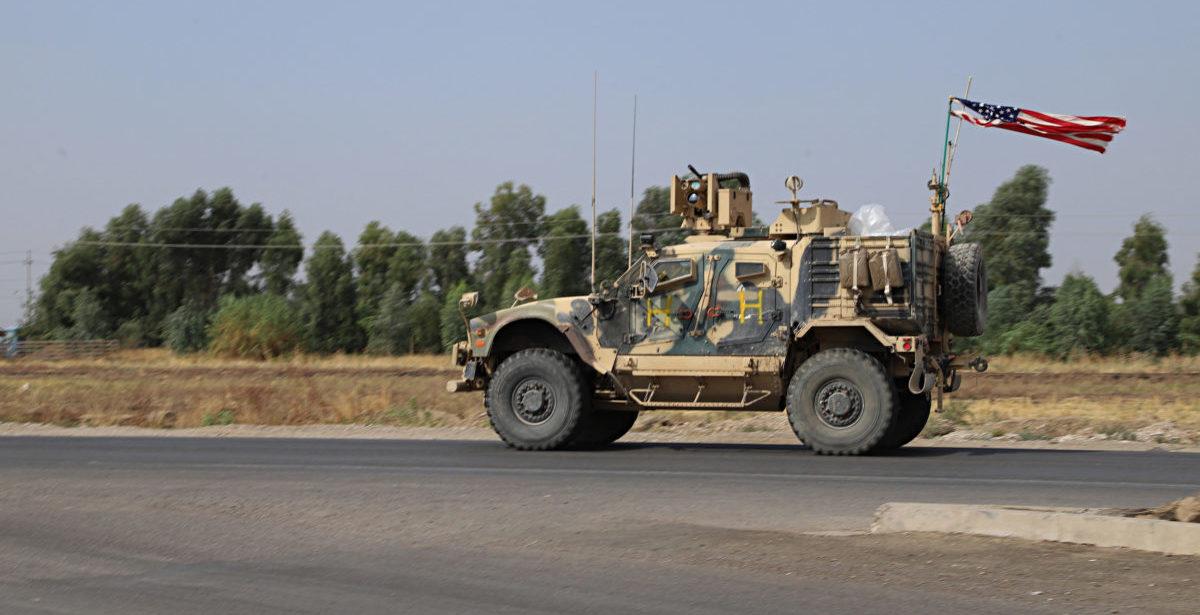 Esper arrives in Baghdad to discuss US troop deployments