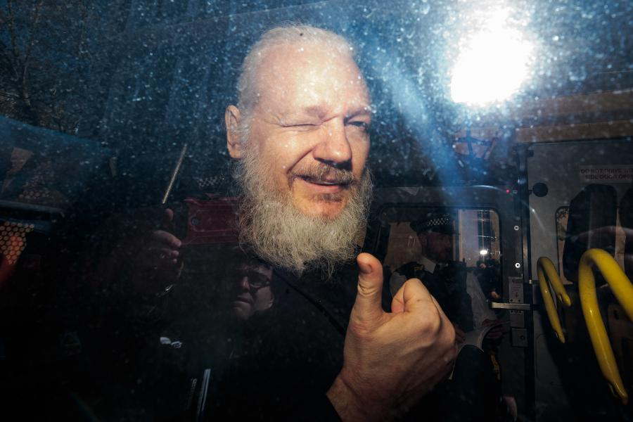 Assange Arrested And Facing Extradition As U.S. Charges WikiLeaks Founder With Hacking Crimes