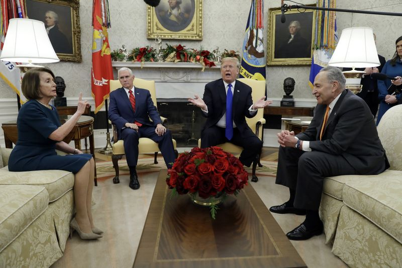 Trump invites congressional leaders to White House for 'border security' meet amid shutdown