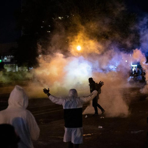 Tear Gas And Pepper Spray Can Maim, Kill, And Spread Coronavirus