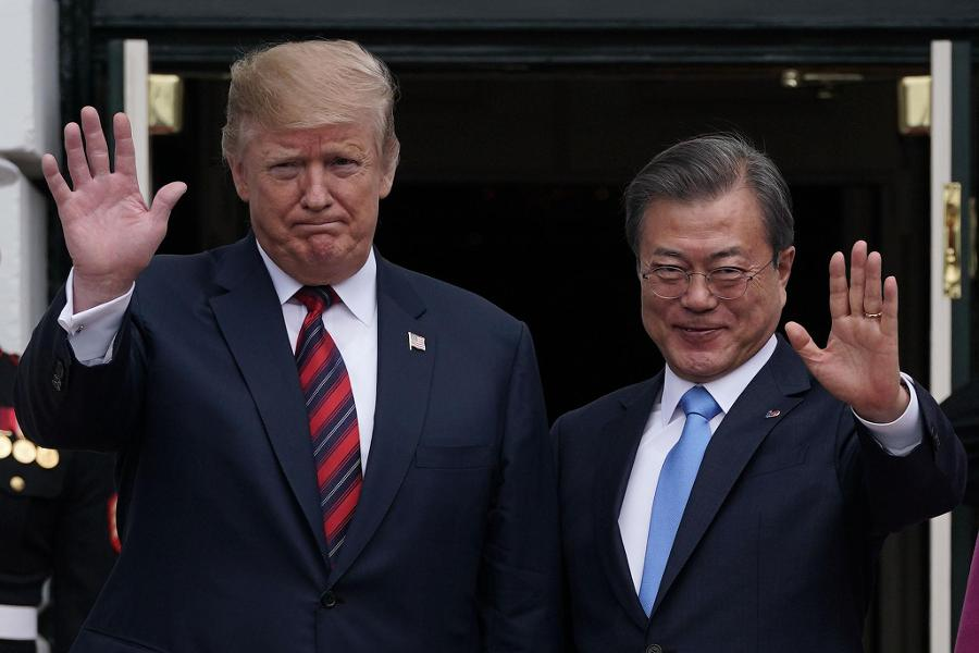 Unmasking Differing U.S. And South Korean Approaches To COVID-19