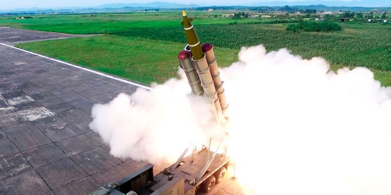 3 European Nations Condemn North Korea's Missile Launches