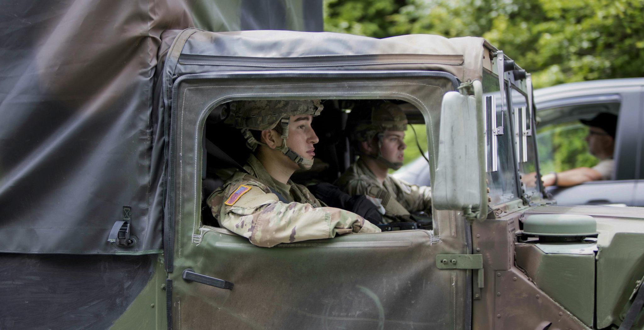 Training rollover kills West Point cadet, injures many