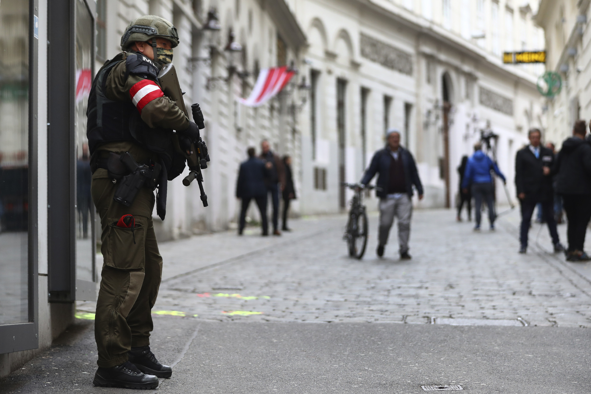 Austria plans intelligence agency reforms after attack