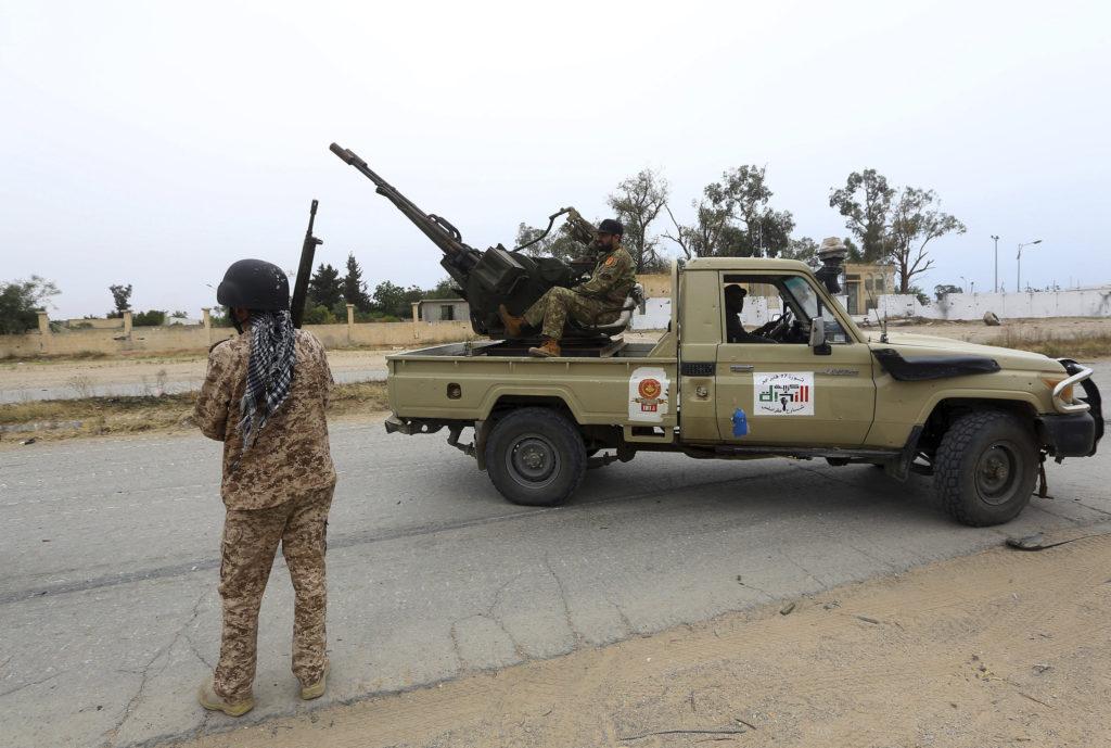 UN: Rival Libyan politicians meet for peace talks in Geneva