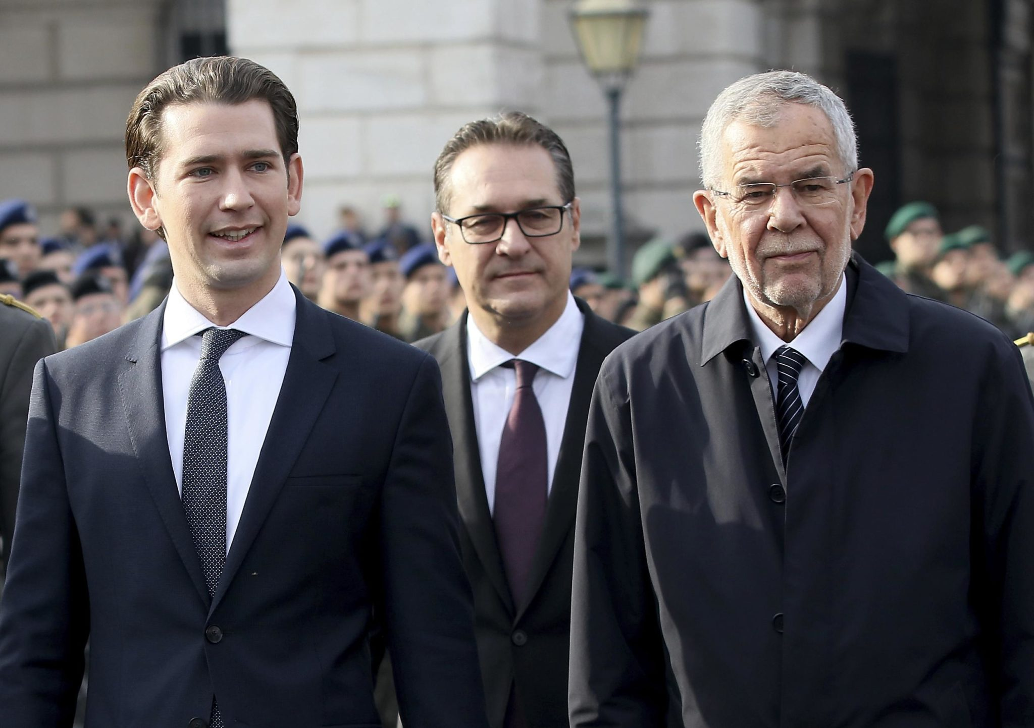 Austria Says It Won't Sign UN Global Migration Pact