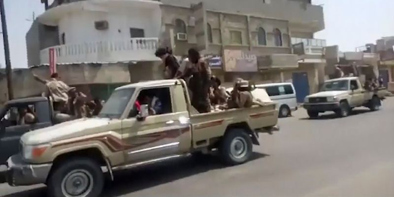Yemen Colonel: Airstrikes Kill At Least 30 Troops Near Aden