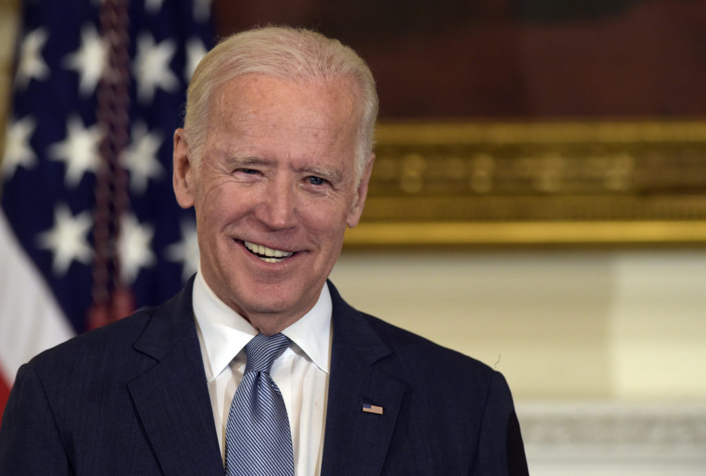 Biden says he would not pardon Trump or block investigations