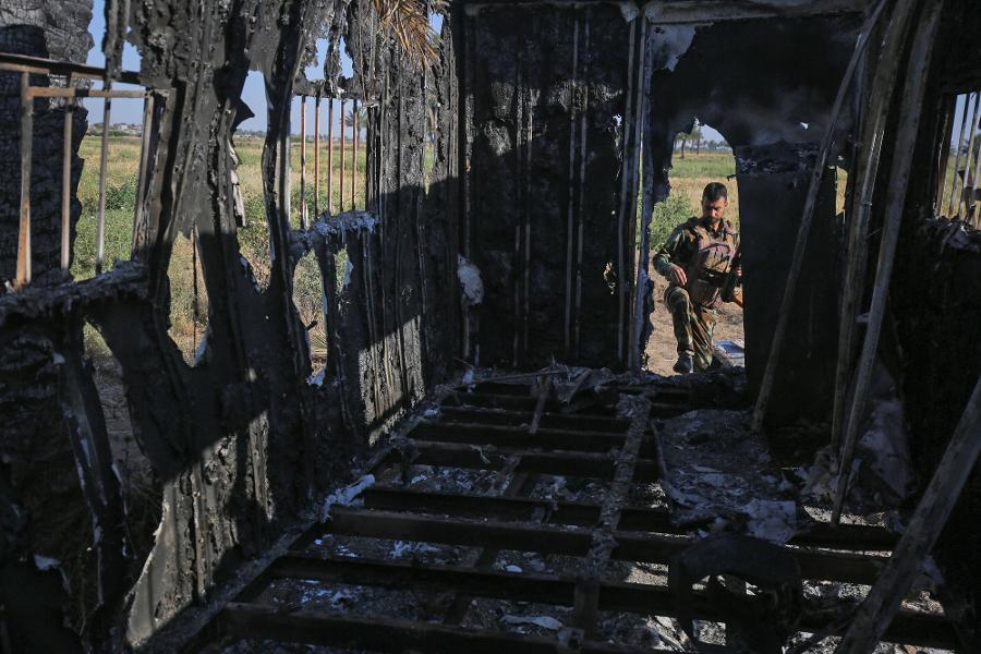 Terrorist Organizations Use COVID-19 Lockdown To Expand Territory