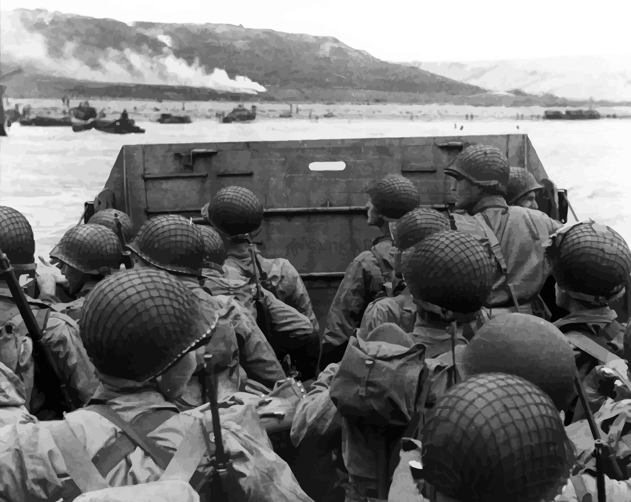 Air Force museum's new D-Day exhibit: 'I wanted him to see what his grandpa went through'