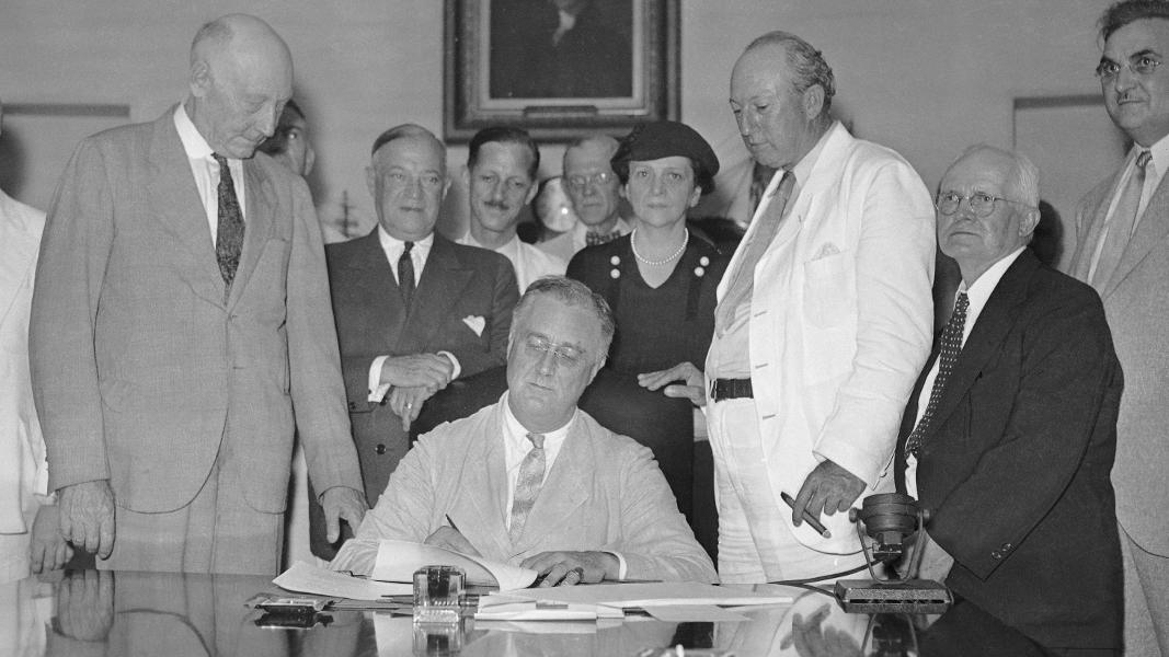 Learning From FDR: The Coronavirus Pandemic Requires Long-Term Solutions