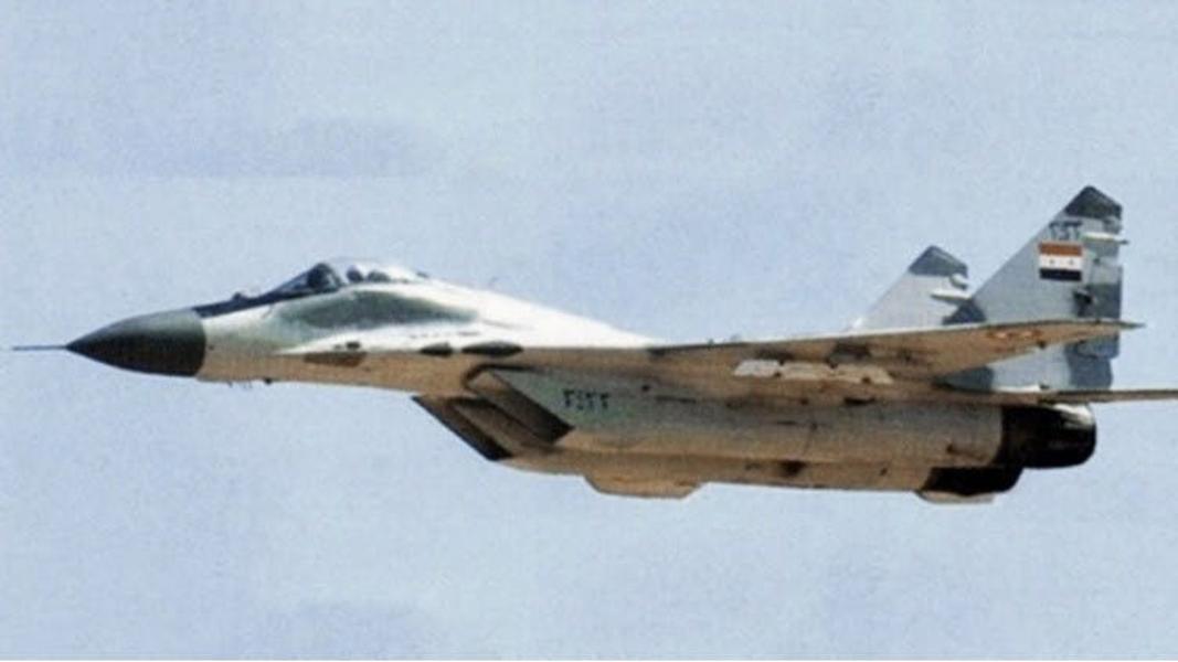 Modernized Syrian MiG-29s Won't Stop Israeli Airstrikes In Syria