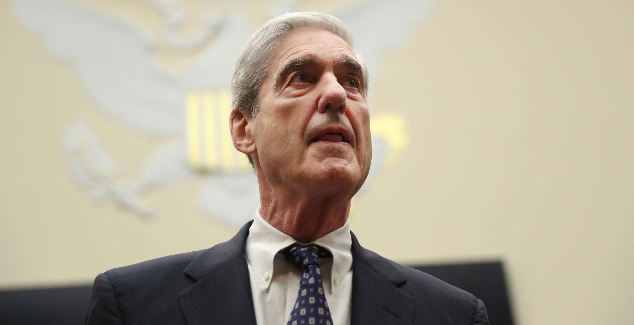 Mueller Dismisses Trump's Claim Of 'Exoneration'
