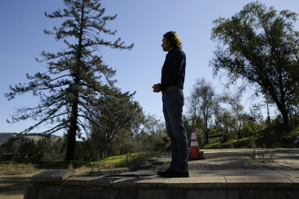 California Wildfire Victims Fear They'll Be Last In Payout