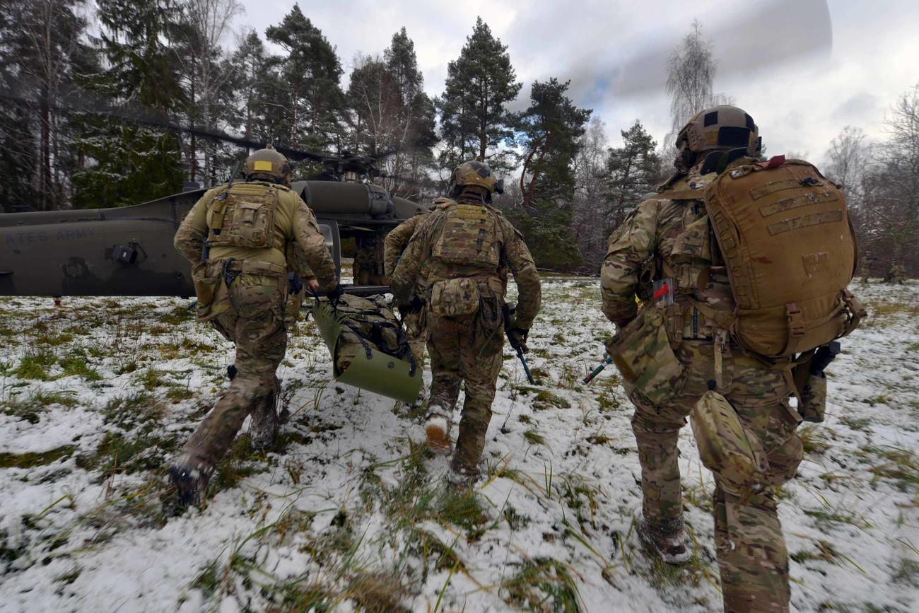 US Forces in Berlin Are Not an 'Auxiliary Force' and Must Stay