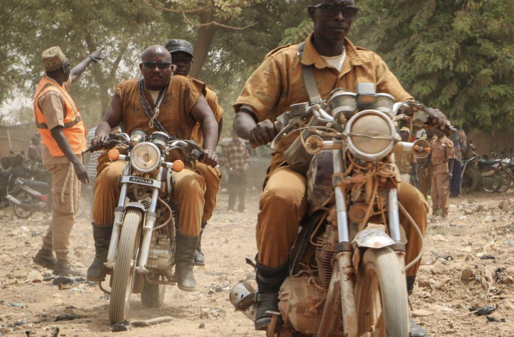 Burkina Faso's volunteer fighters are no match for jihadists