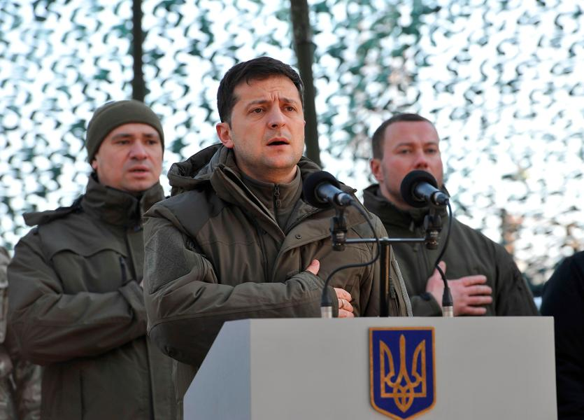 New Talks Seek Peace In Ukraine, But European Leaders – And Trump – Have Their Own Motives