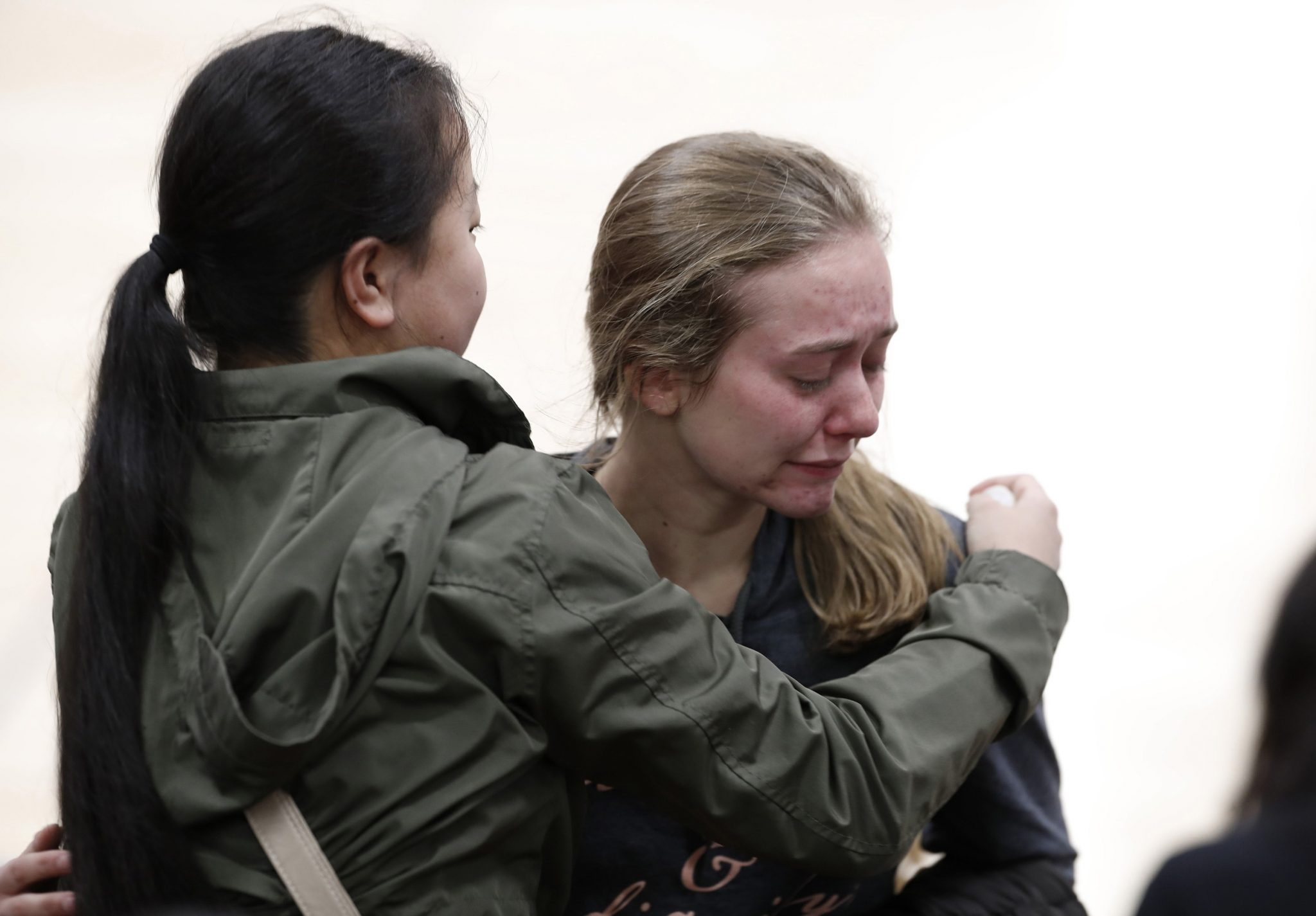 No thought for their own safety: Hero students disarm gunman