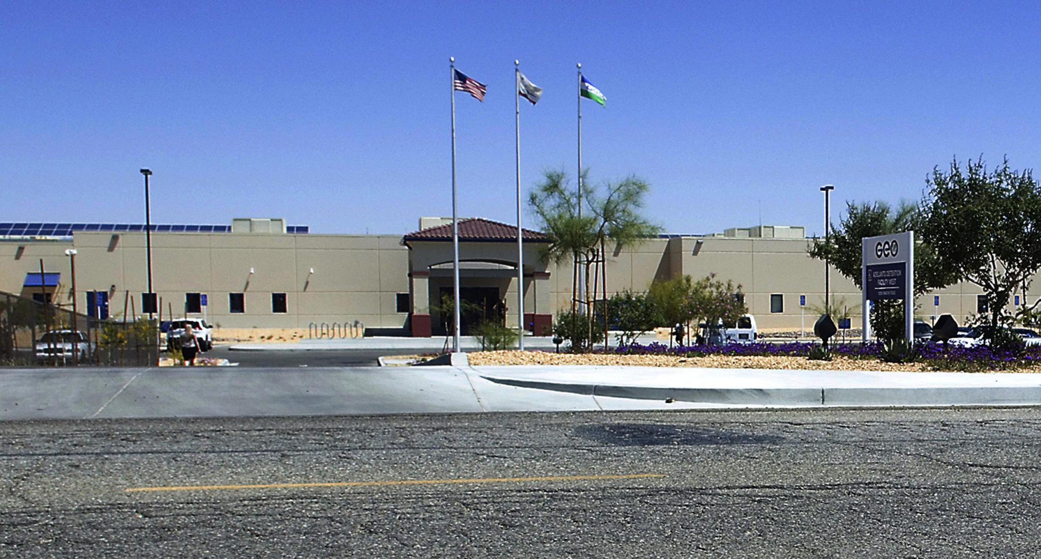 Nooses Found in California Immigration Detention Center