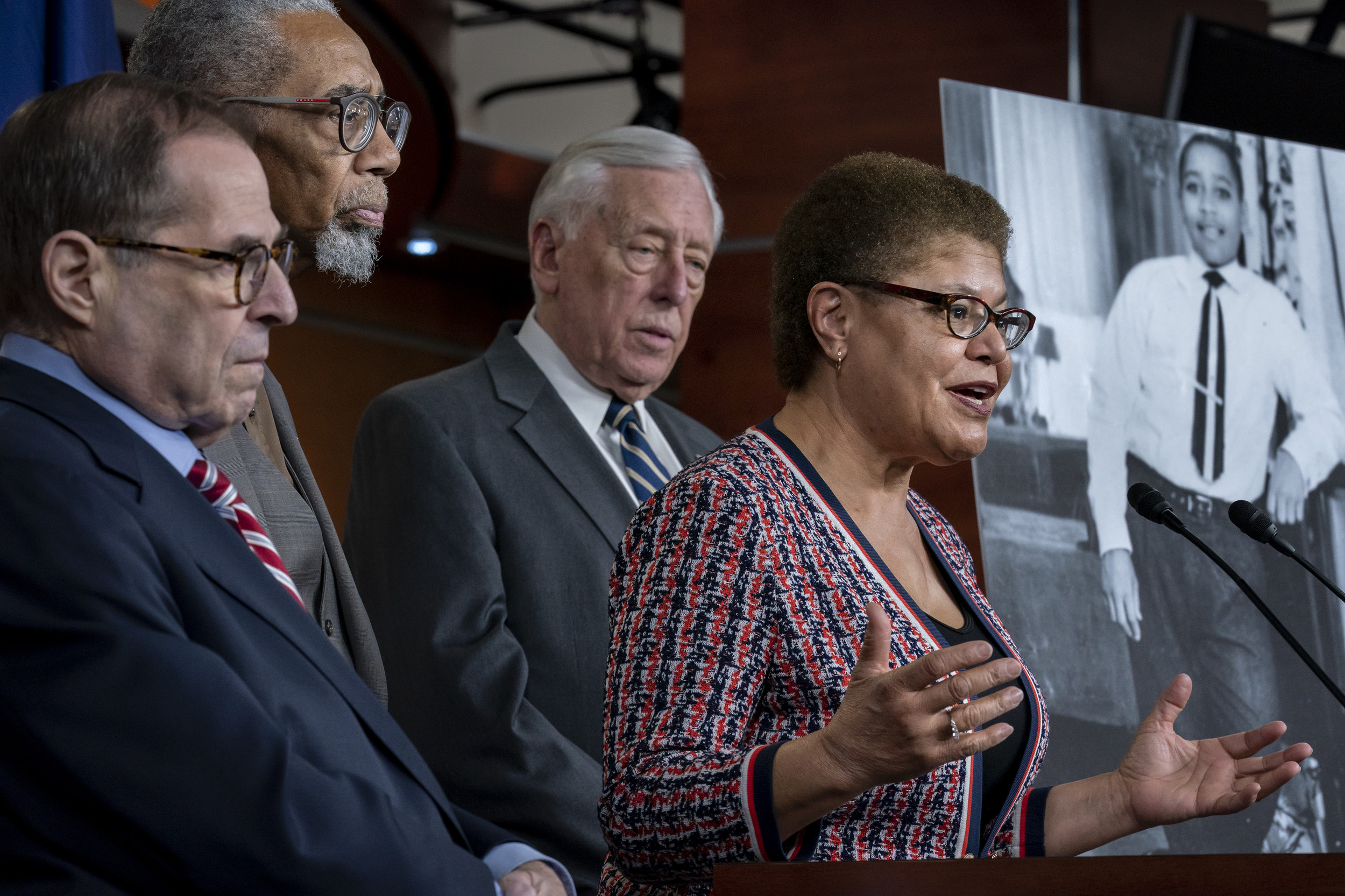 House Makes Lynching A Federal Crime, 65 Years After Till