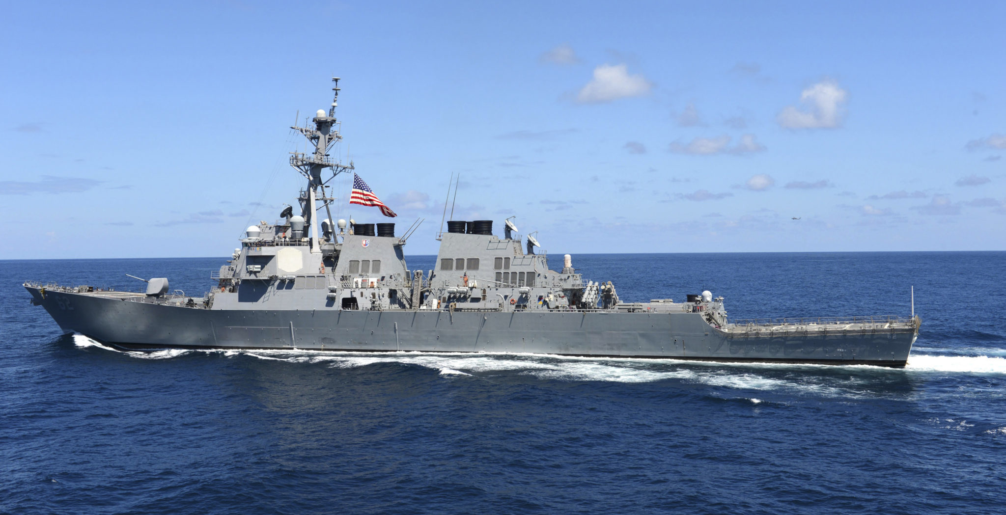 Navy drops criminal cases against USS Fitzgerald officers charged in 2017 fatal collision
