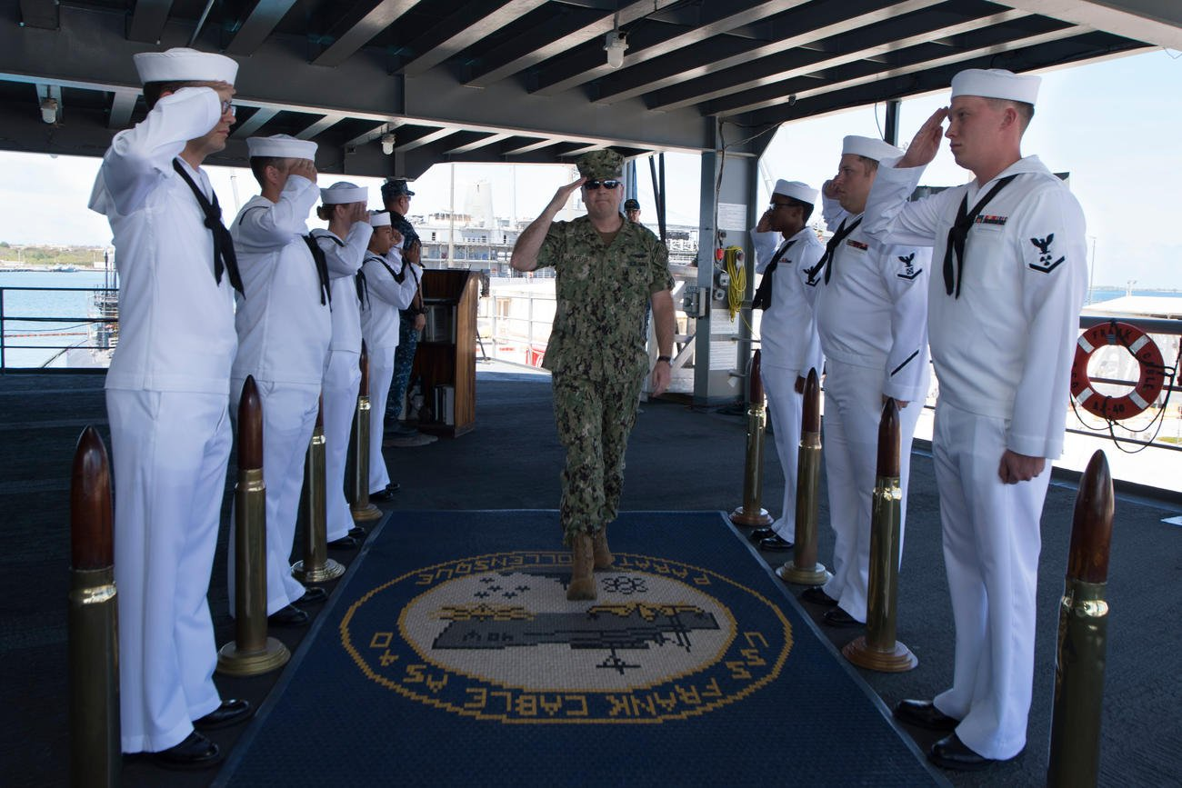 Navy One-Stars Take More Risks, While Marines Value Discipline, Rand Study Finds