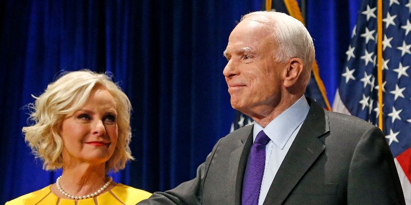 McCain's Family Fights To Define Legacy Of Civility, Service
