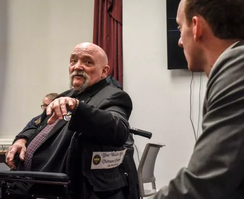 'Blue water' Navy veterans from Vietnam-era win Agent Orange benefits case