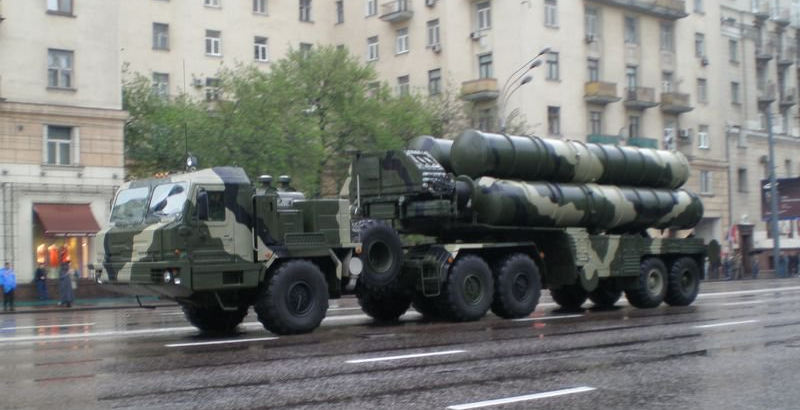 Despite US Threats, Another Ally Mulls Russia's S-400