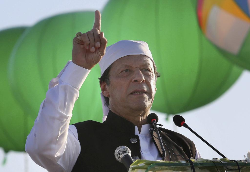 Pakistan's prime minister says US 'martyred' bin Laden