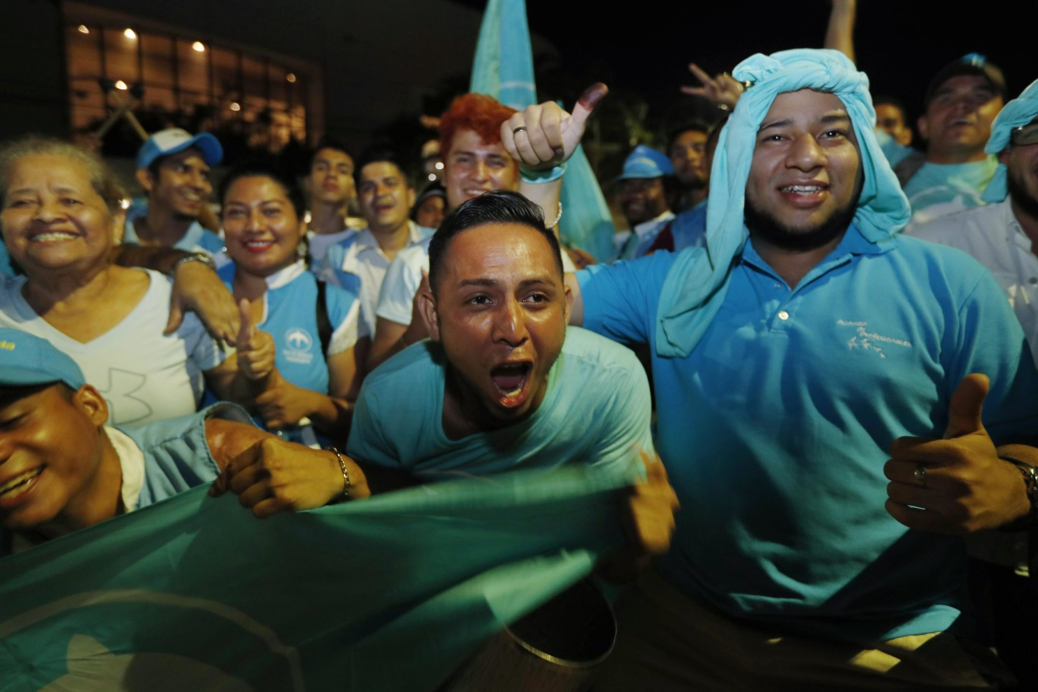 Outsider Romps To Victory In El Salvador Presidential Vote