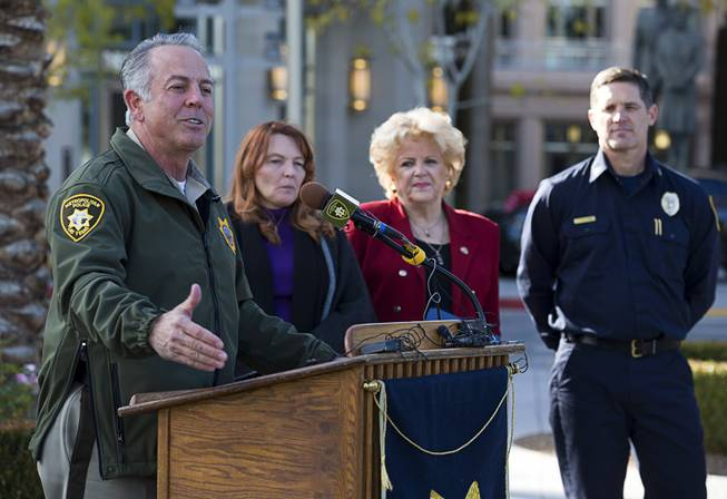 How Las Vegas authorities are beefing up security for New Year's Eve